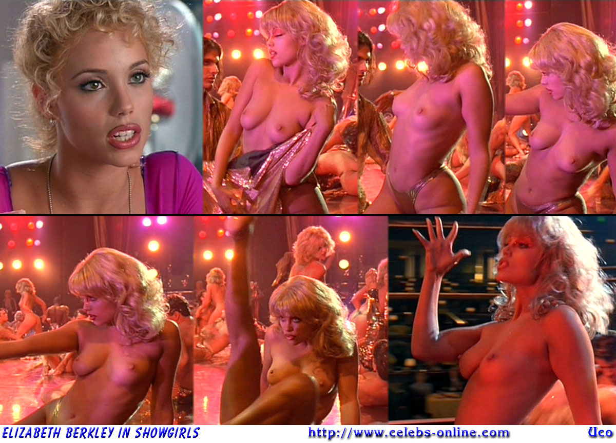 Showgirls elizabeth berkley xxx photos something is