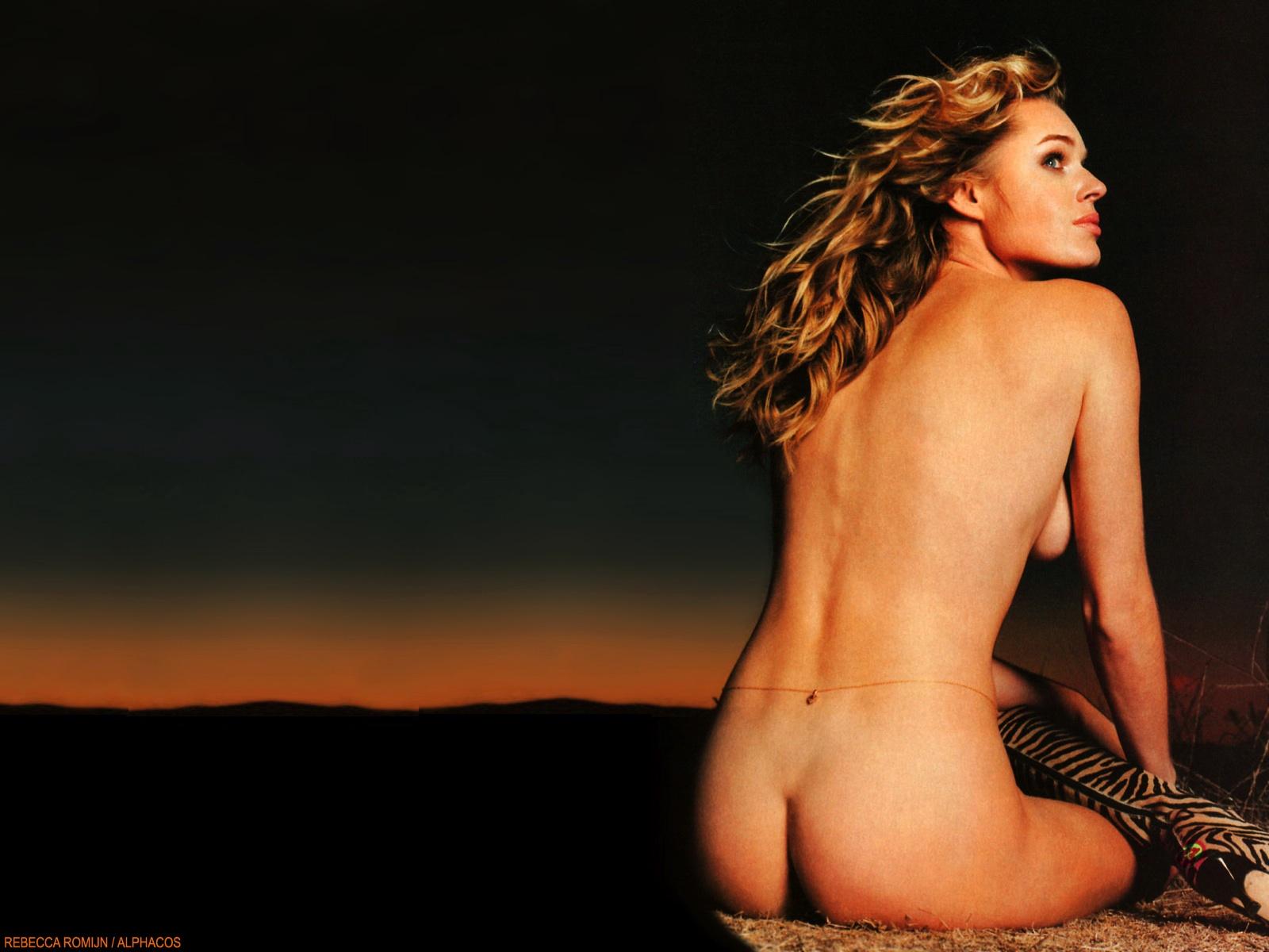 Ребекка ромейн nude 5 фотография