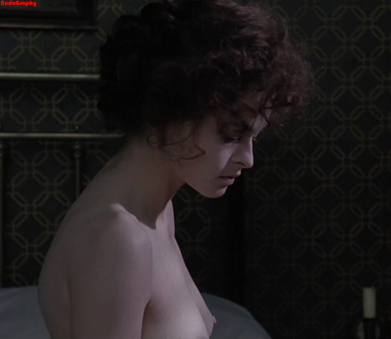 Helena bonham carter hot naked idea very