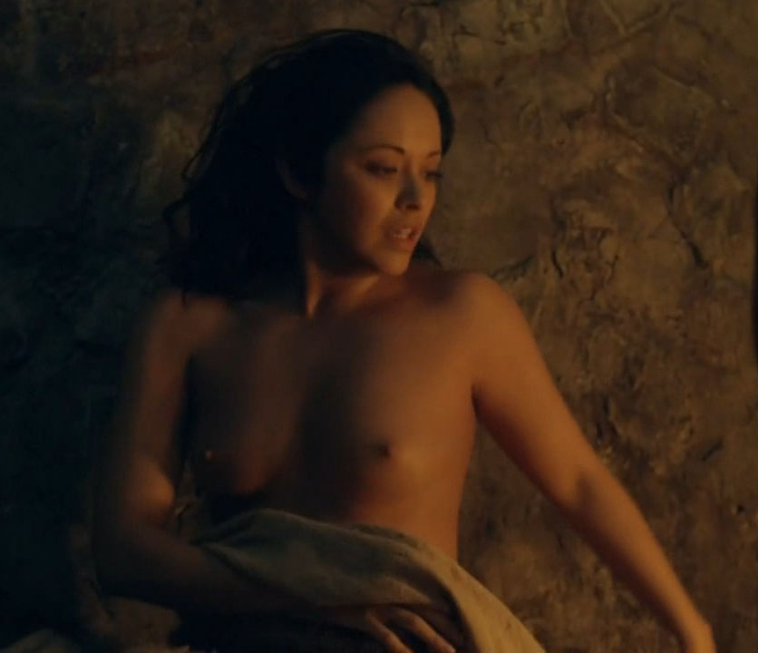 Marisa ramirez spartacus gods of the arena
