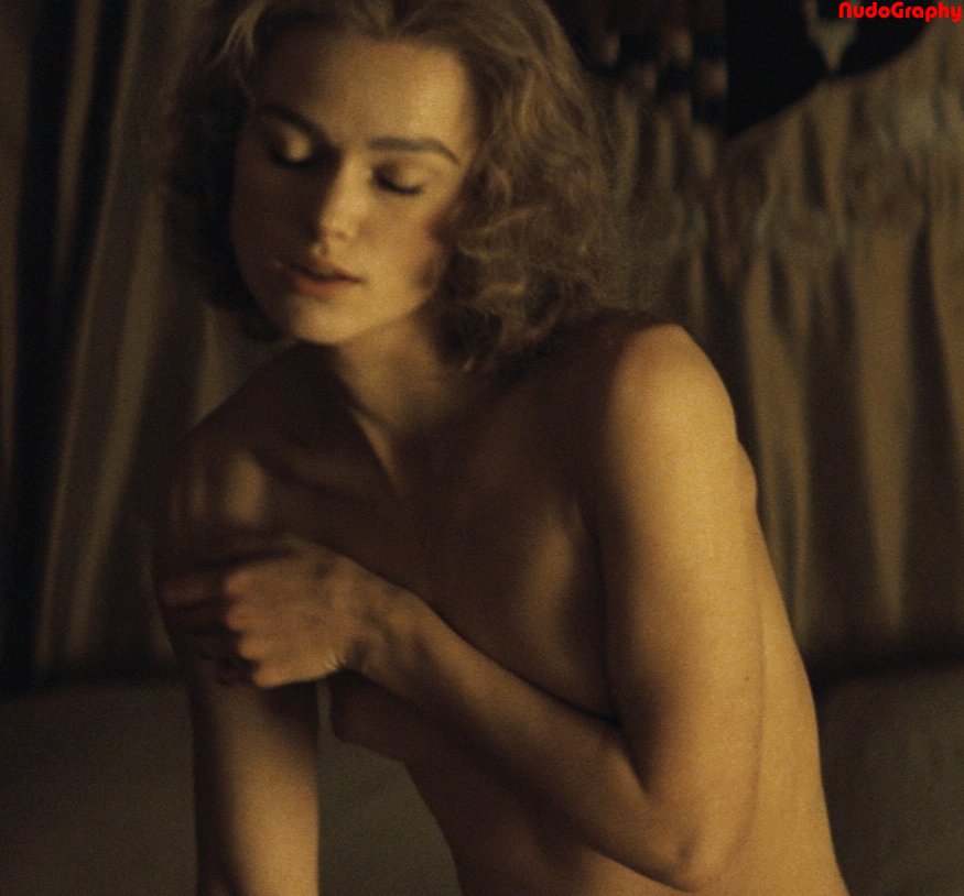 keira knightley naked