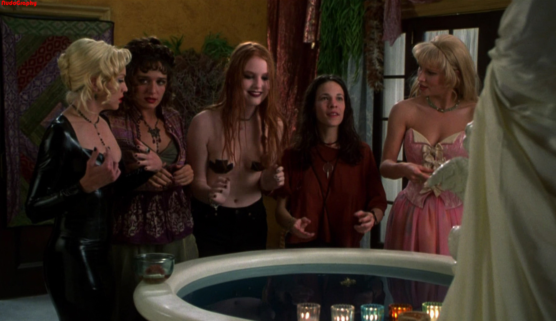 image Ione skye and alicia witt nude four rooms