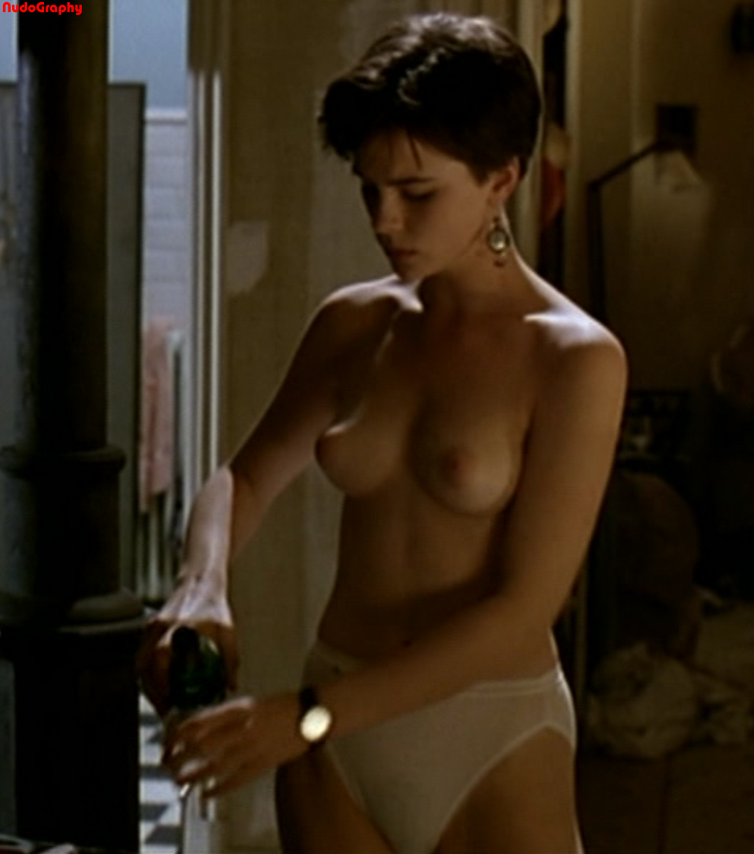 Beckinsale kate naked topless had give