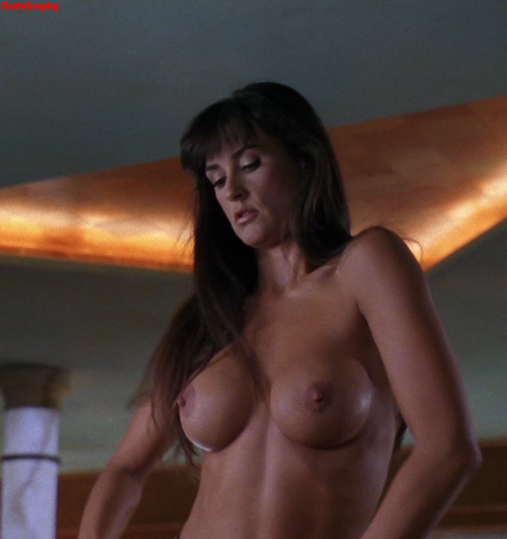 Apologise, but, demi moore striptease