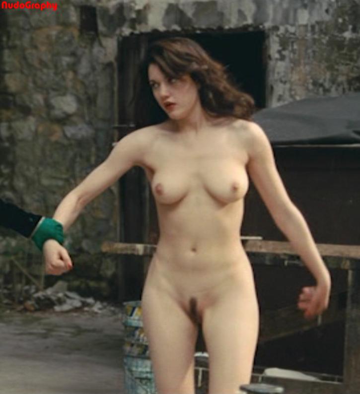 Elizabeth mcgovern nude