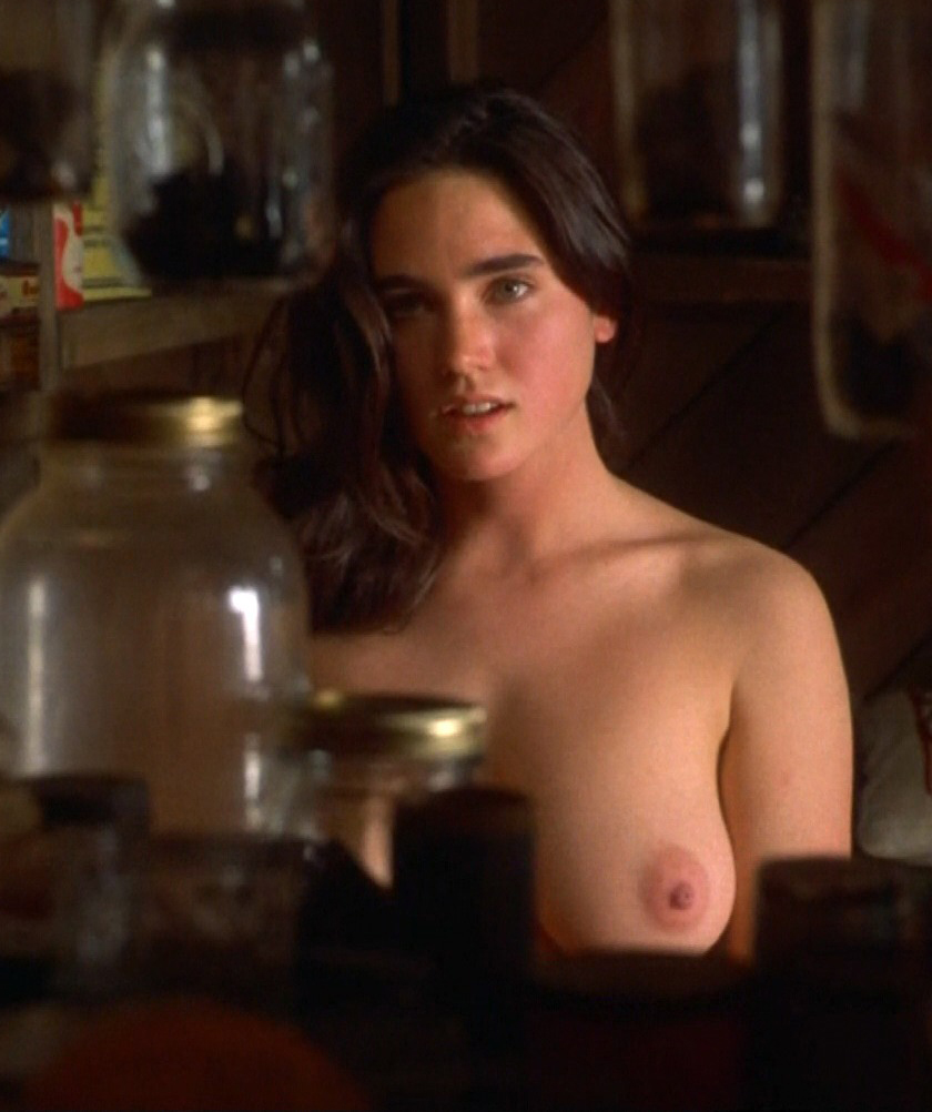 jennifer connelly topless nude naked