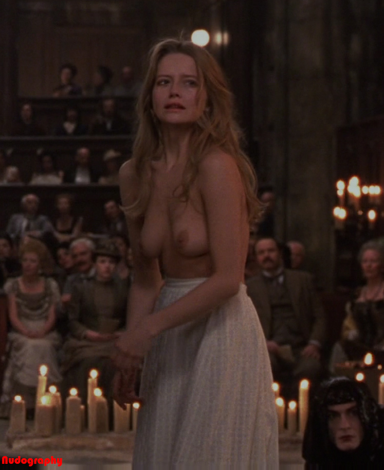 Nude girl from interview with the vampire consider