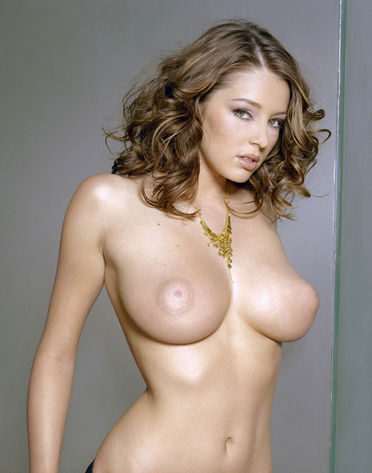 keeley hazell photoshoot video