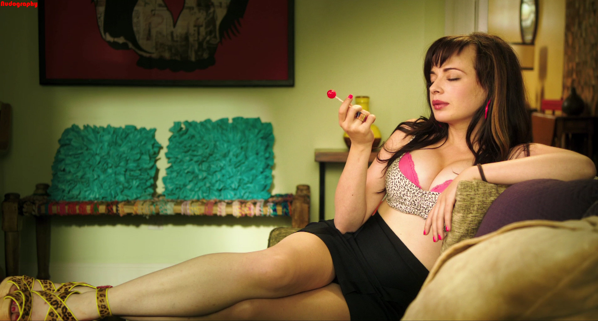 Ashley rickards behaving badly