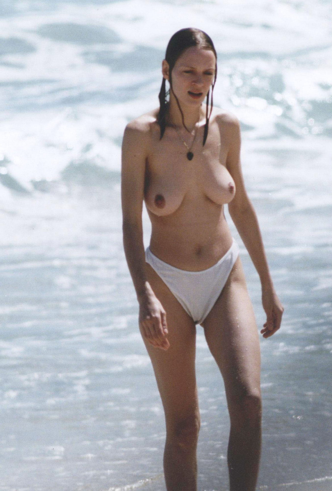 Ума турман голая 22 фотография