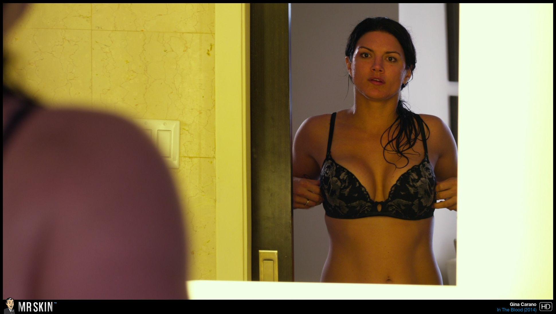 Sheer lingerie tops