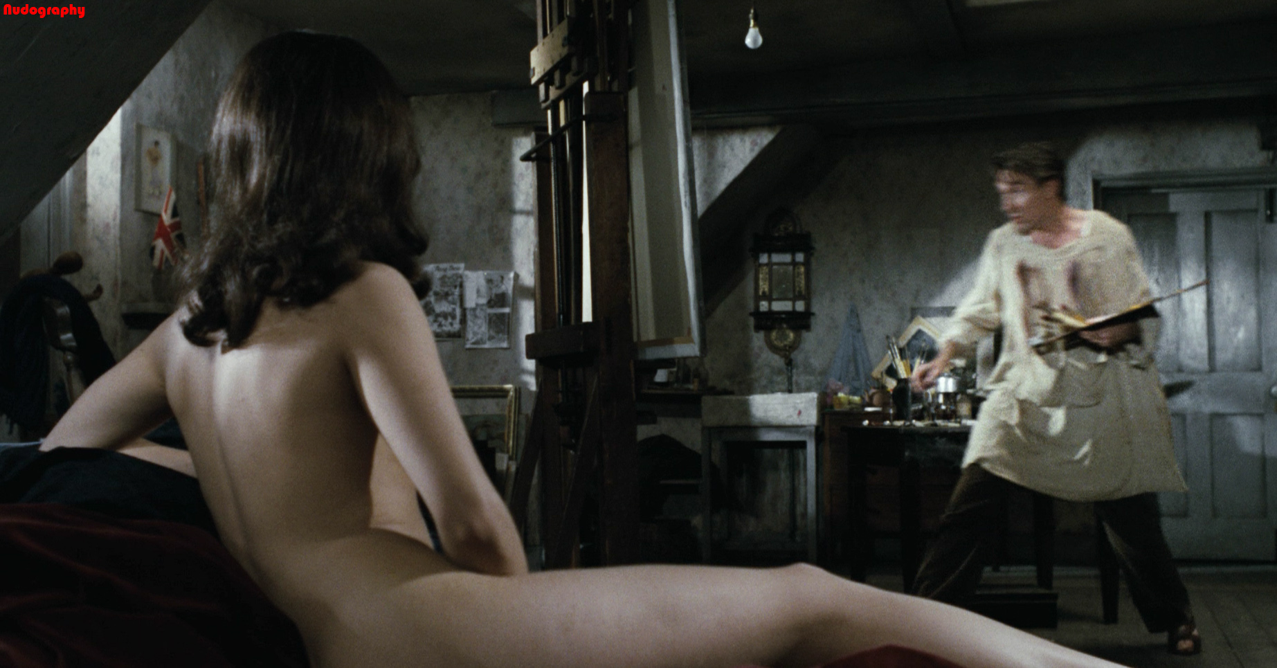 Much Pamela franklin nude the innocents