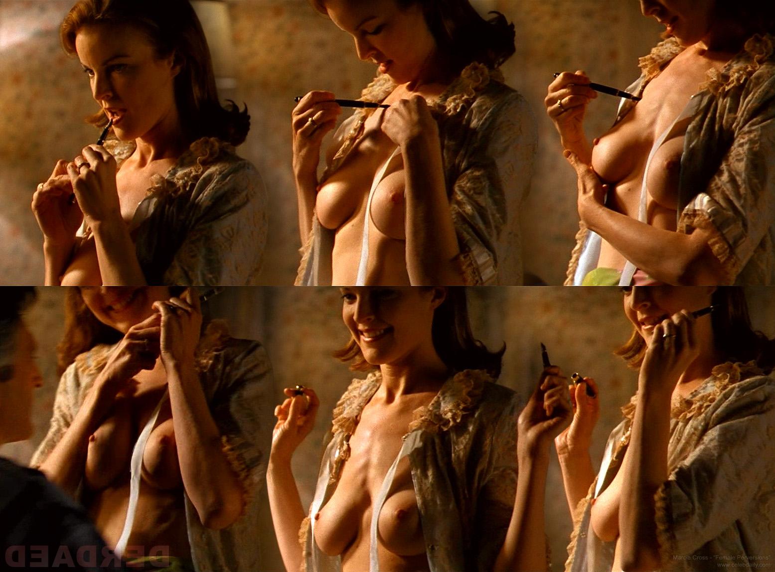Marcia cross free nude