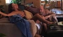 Woman fucked on table gif