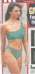 Topless in public pics