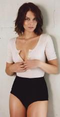 Lauren Cohan In Maxim