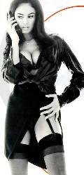 cucinotta nude boss mag grazia Maria