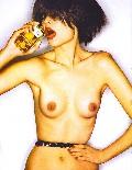 Patricia Schmid  nackt