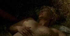Has Saskia Vester ever been nude?