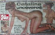 Catalina nackt Guirado Fame