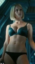 Something is. alice eve nude fakes