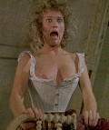 Melody Anderson  nackt