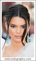 kendall jenner nudography