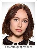 Sarah Goldberg  nackt