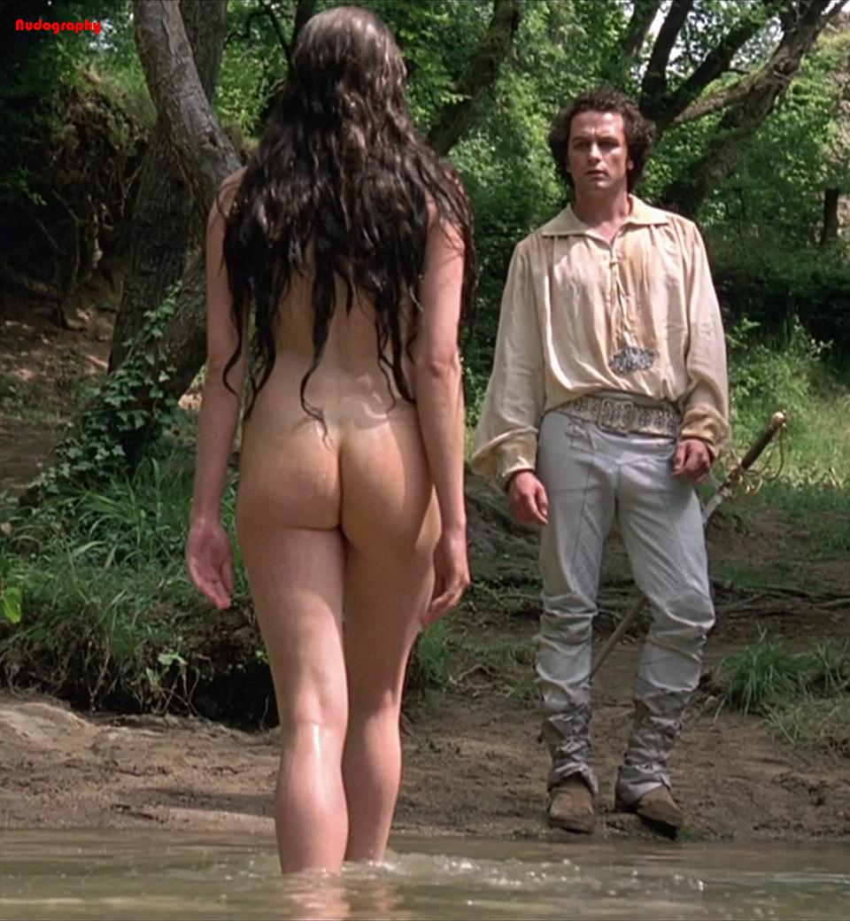 Virgin territory nude scenes