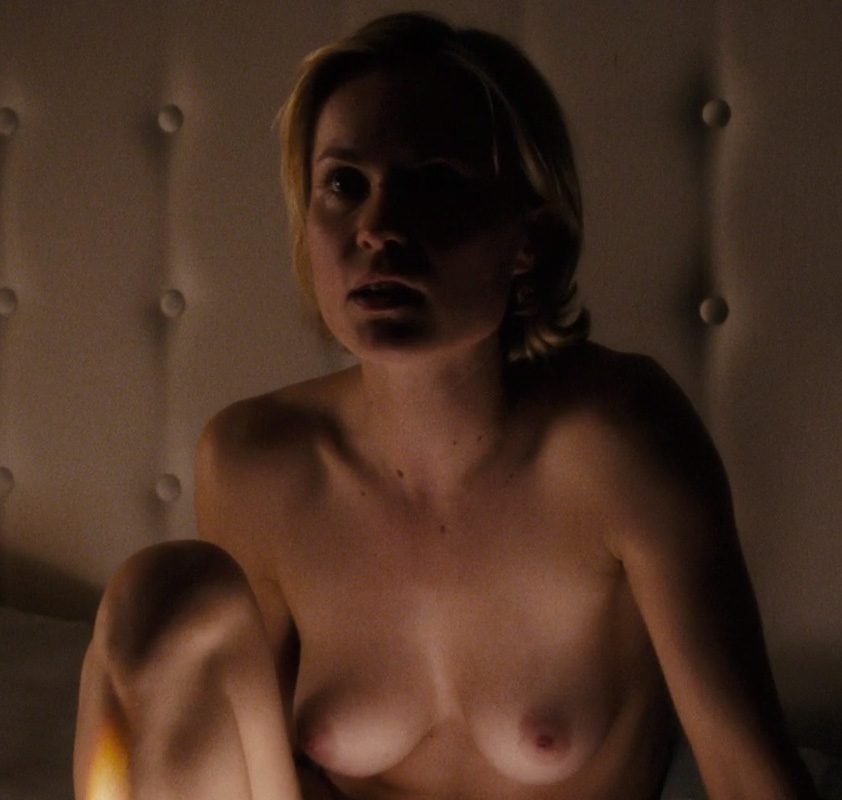 Naked Radha Mitchell In Thick As Thieves Ancensored