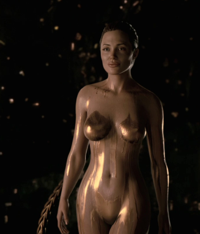 Angelina jolie nude topless and melanie laurent nude sex