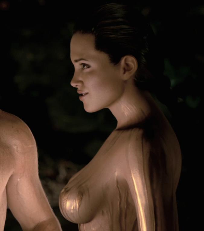 Hollywood Actress Hot Pics Angelina Jolie Fake Nude Pics