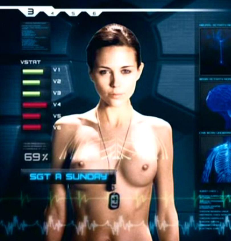 Hot starship troopers girls nude rim