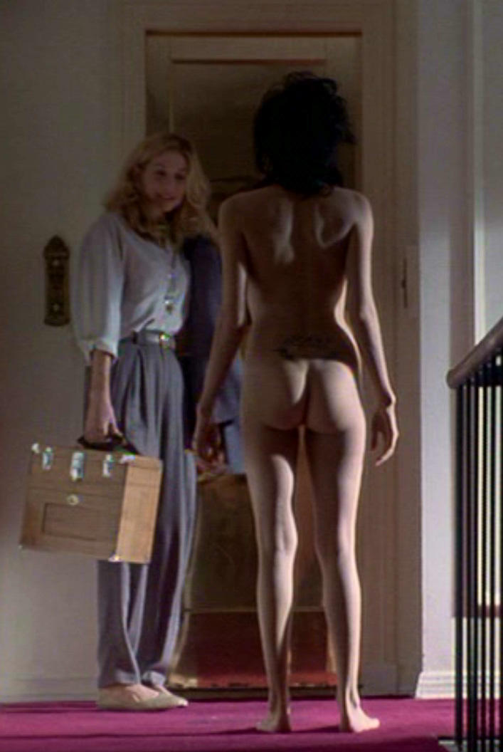 angelina jolie butt naked
