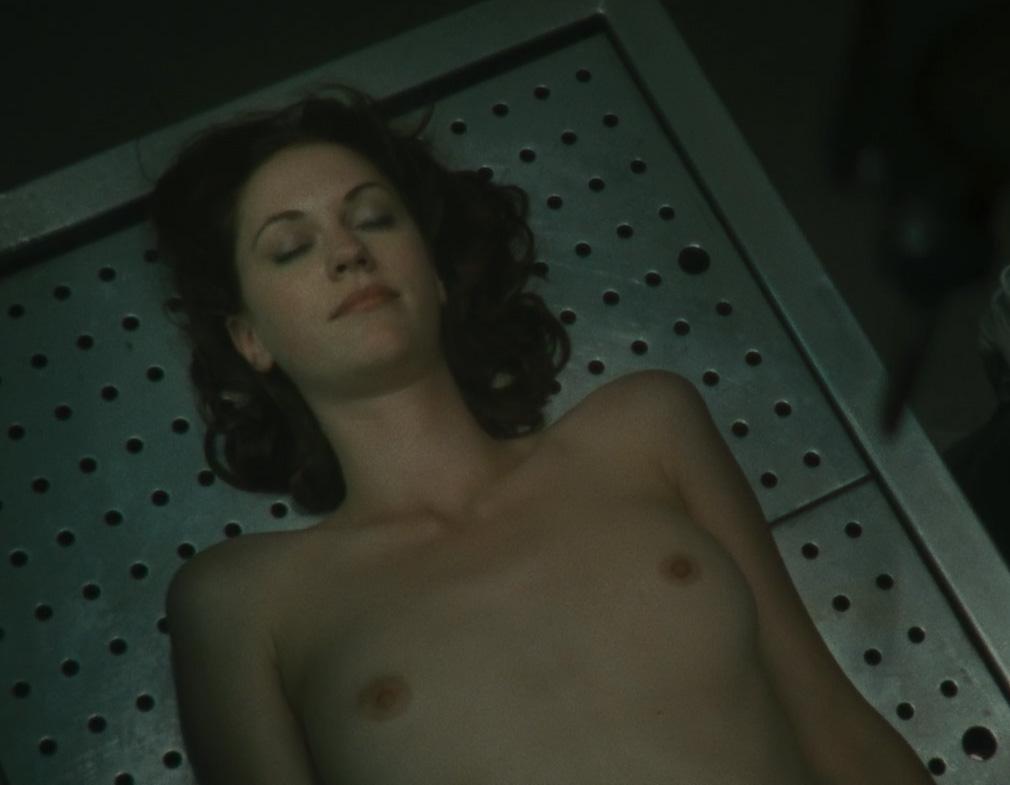 Nude sexy black beauty