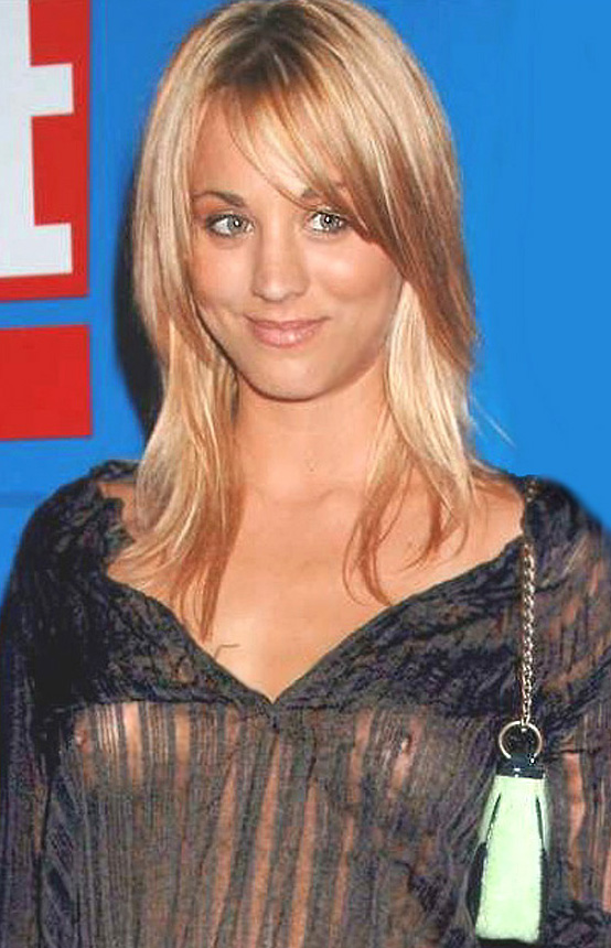 kaley cuoco nudography