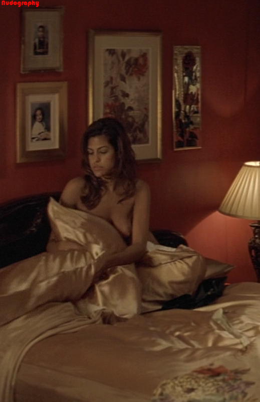 eva mendes nude pictures training day