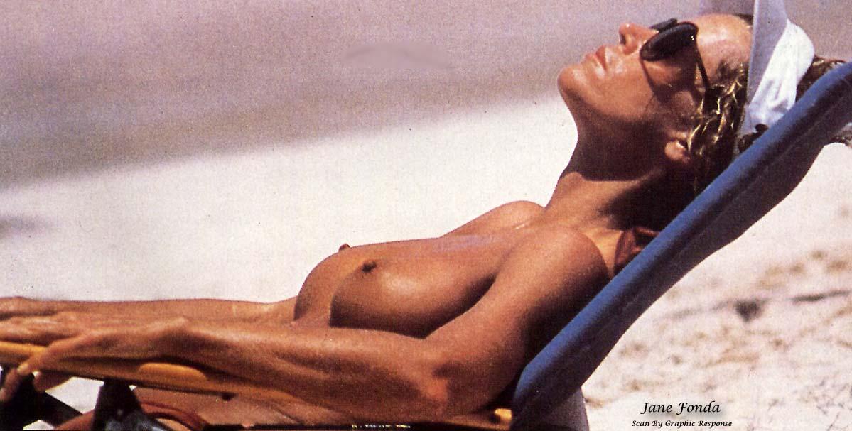 Jane Fonda Naked Pussy Pics