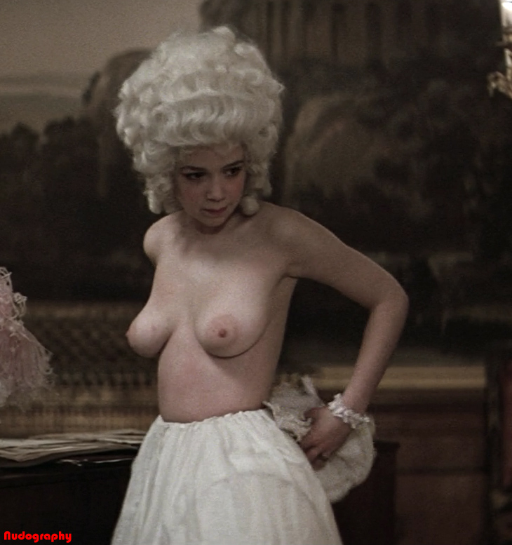 Naked Elizabeth Berridge In Amadeus Ancensored