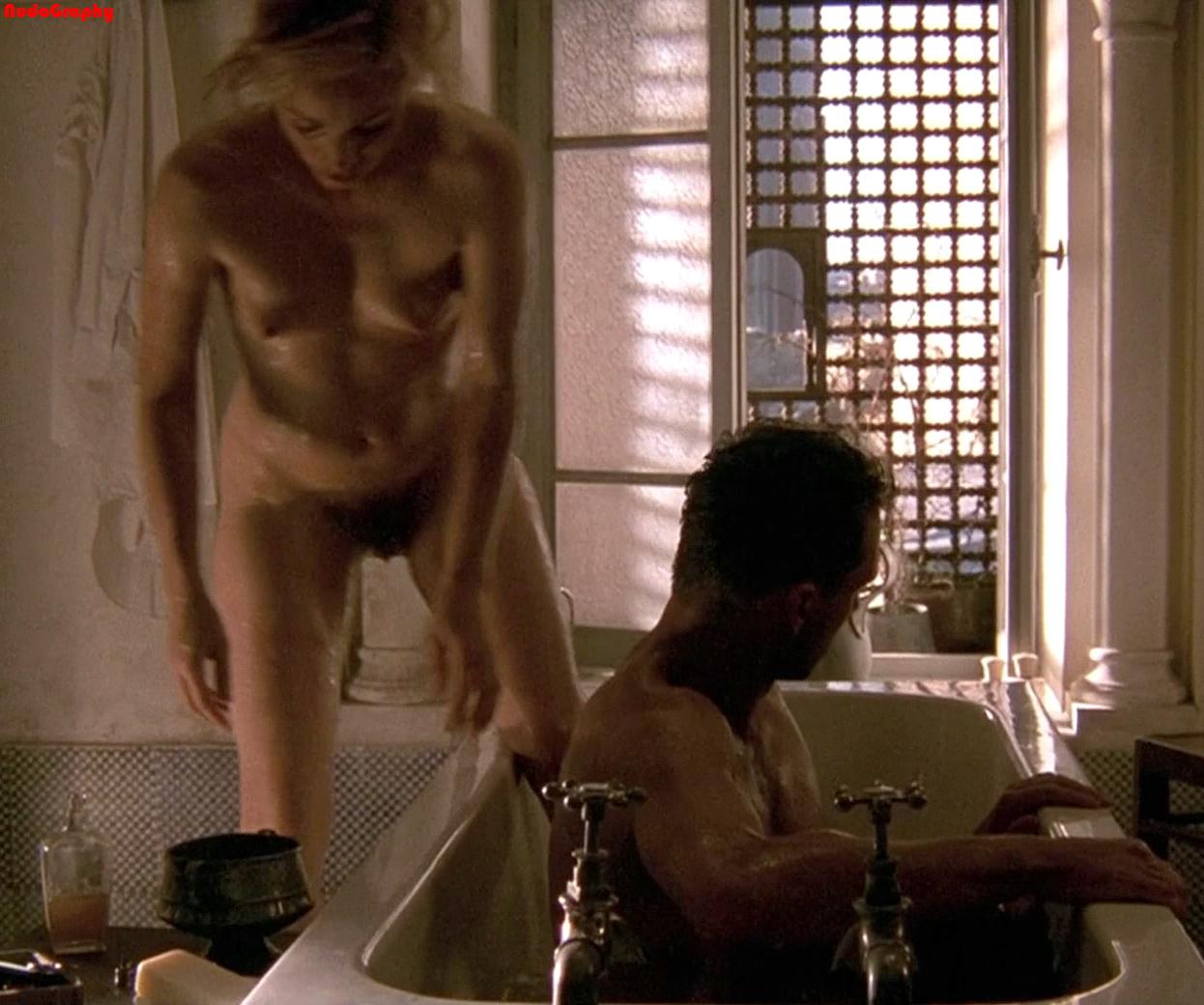 Scott naked kristin