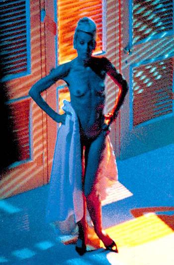 jerry hall photos naked