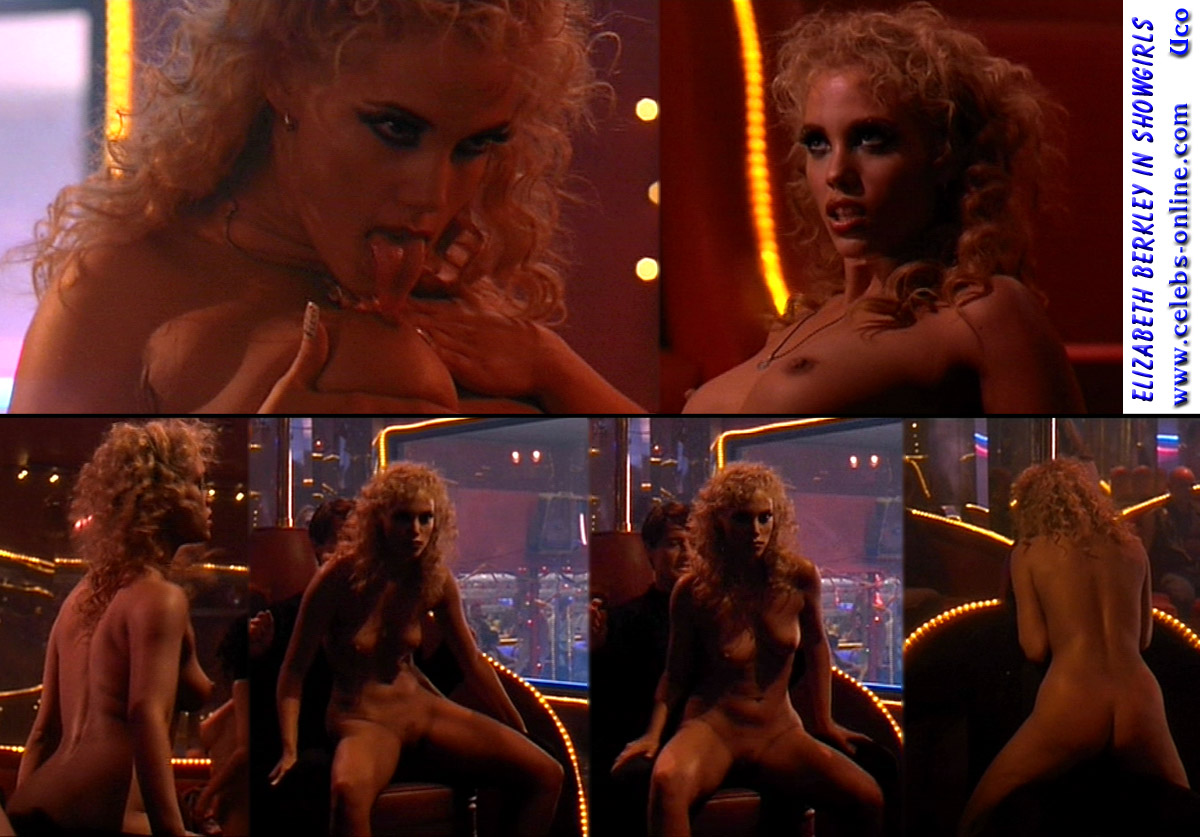 Elizabeth berkley nude showgirls the picture