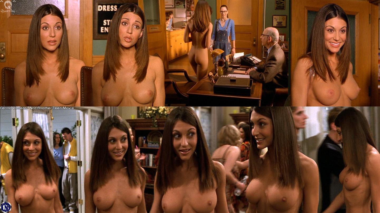 Cerina vincent topless scene