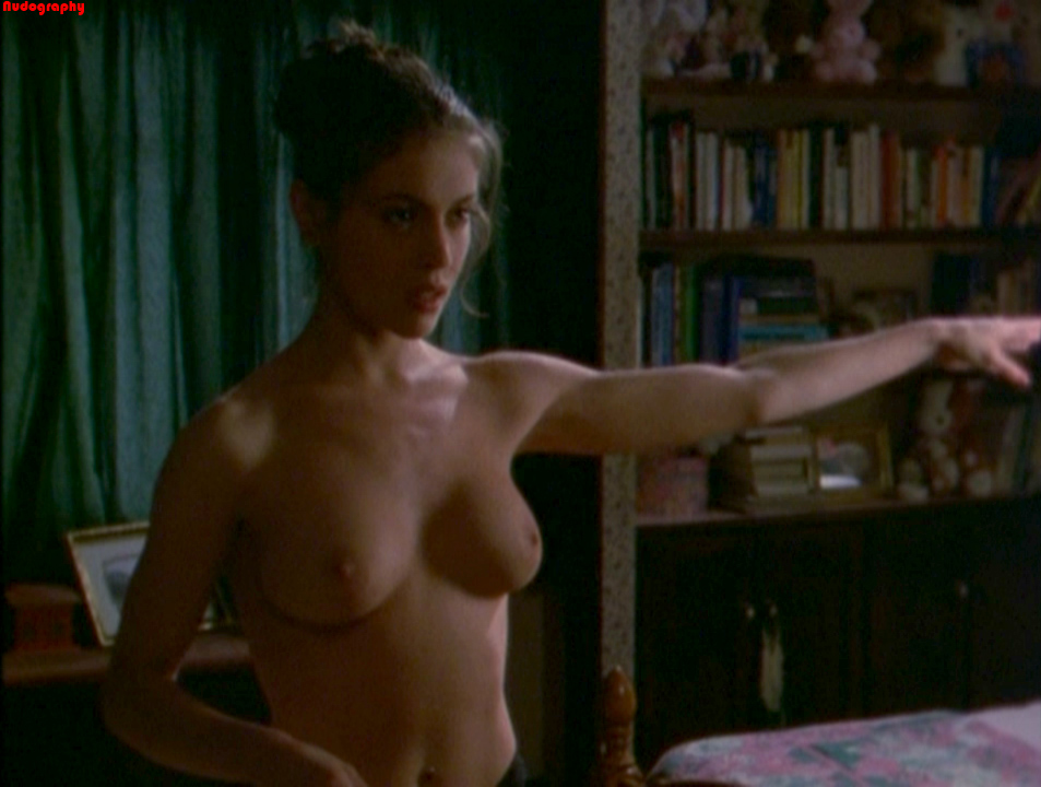 Alyssa milano the outer limits 10