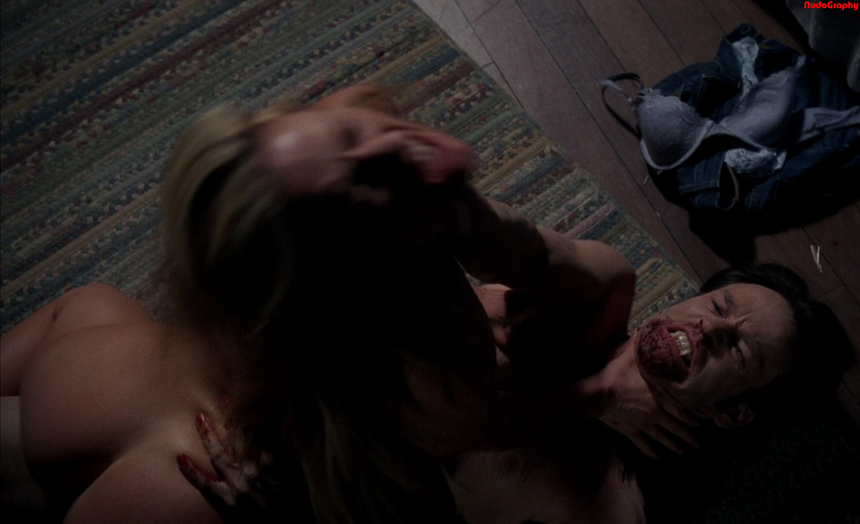 Bill and sookie sex scene 4