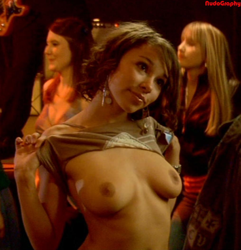 jessica parker kennedy nude