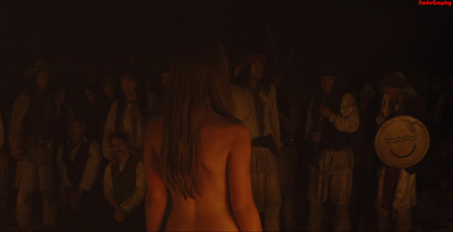 Sexy Cowboys And Aliens Nude Scene Png