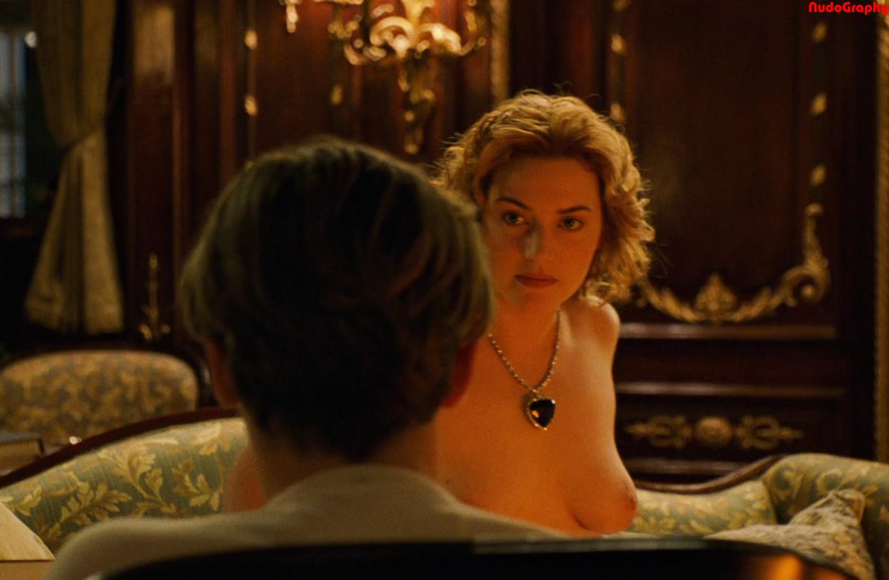 Kate winslet titanic sex scene