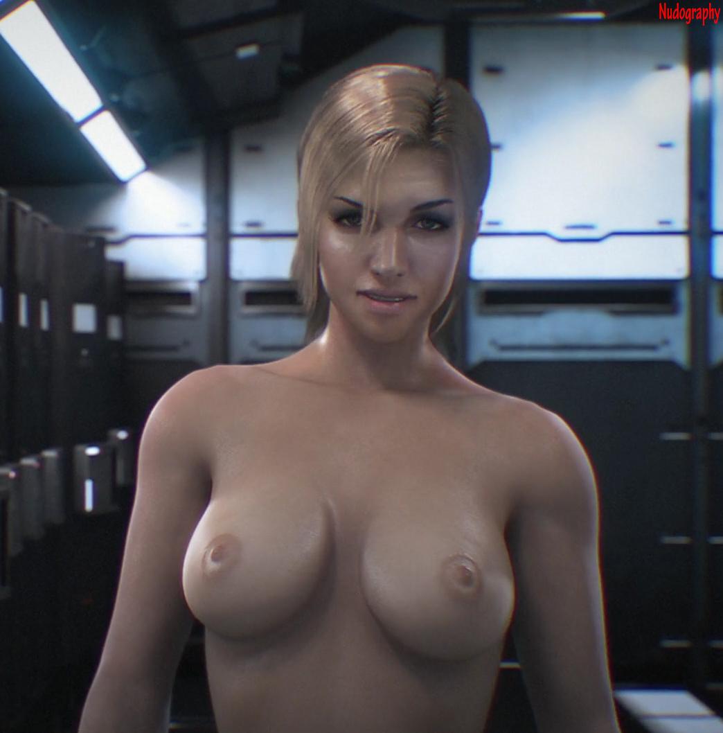 Starship troopers nude scene