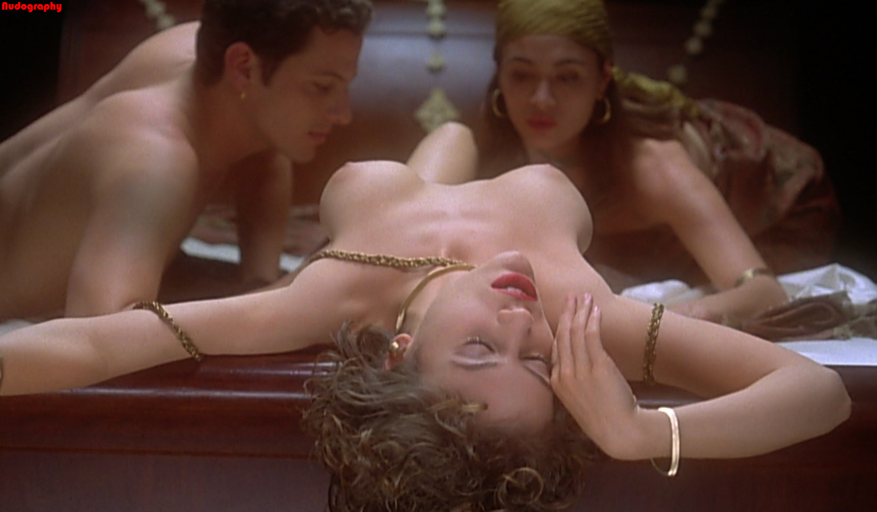 alyssa milano nude embrace of the vampire